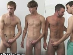 Hot gay oral at the beach Today a gang of guys stop by the clinic wanting