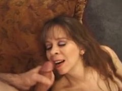 Roseline from dates25.com - Milf blowjob and facial