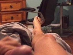 Cum shot for the female pleasure