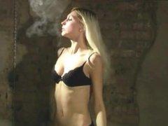 Smoking Fetish: Katrin Smoking #5