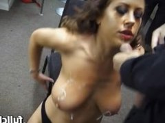 Tyla Moore - A Back Stage Blow Bang