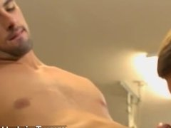 Free porn videos of male soap star having gay sex Dylan Chambers is