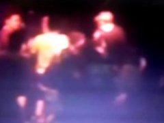 BIG BURLY MEN DOMINATE SISSY BOY GERM AT xlLANDFILLx SHOW