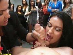 Women Sucking Stripper Cock