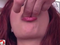 Crystal Crown deepthroats a cock then fucks it HD Porn
