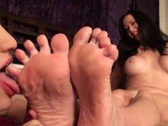 Feet Worship 1