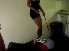 Stomping the slave