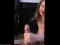 Fuck from MATURE-FUCKS.COM - Short Compilation Of Mistress T Handjobs