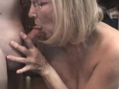 New GF from CHEAT-MEET.COM - Maria takes a mouthful