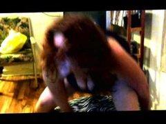 Maddie Masturbates on Beanbag chair unedited Outtakes Part 1