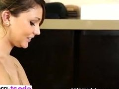 Affair from CHEAT-MEET.COM - NuruMassage Ariana Marie Slides on Pervy