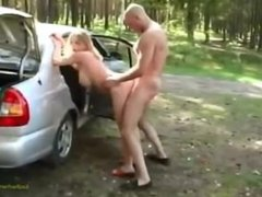 Amateur anal fucked in the car findherhere.tk
