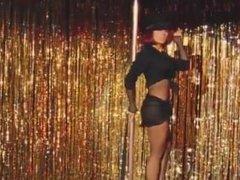 Salma Hayek - Strip Dancing