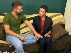 While sleeping gay sex stories The youthfull Latino man goes over to see