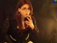 Smoking Shemale Michelle_Love A Smoking Shemale MILF-5