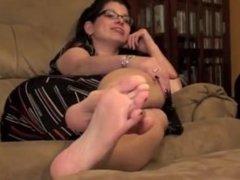 Mature feet soles & Beautiful feet