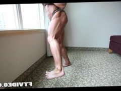 Wendy McMaster glute bouncing