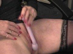 Huge Clit Masturbation Webcam 2 (w Squirt)