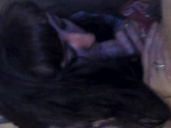 Cheater wife from 666dates.com sucking dick