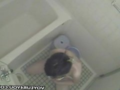 Nurse Girl Dormitory Bathroom Onanism