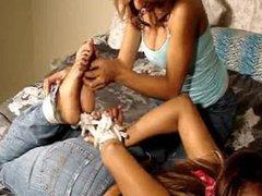 hogtied tickling BGB
