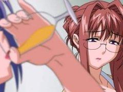 Cute Pussy hentai 12
