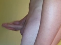 18 yr old in first film jerks off till no handed orgasm
