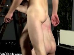Naked gay men red hair Flogged And Face Fucked