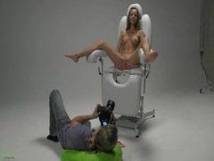 Katya Clover - Backstage Shooting
