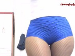Skirt and Pantyhose Claudiahotpants