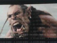 Warcraft movie trailer leaked footage