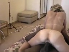 BBC whore Diana with a super sized black cock from Sexdatemilf.com