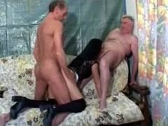 Teen Takes It From Two Old Dudes