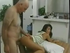 Tight Vietnam Teen with Old Man