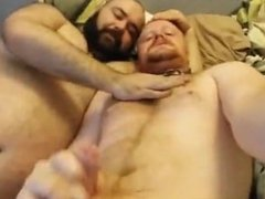 2 Danish - Young Hairy Guy & Mature Daddy Guy (Bears Show 2)