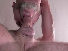 Drilling Daddy's Ass Good