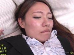 Hot Asian Secretary Takes Advantage 10