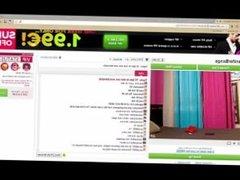 Beautiful AprilCorner Sex Cam Girl www.ukfreesexchat.com