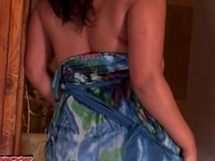 Hot housewife anal crying