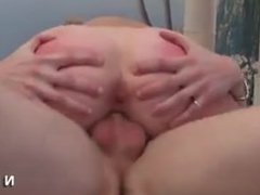 amateur big boobed french babe hard anal nailed from SEXDATEMILF.COM