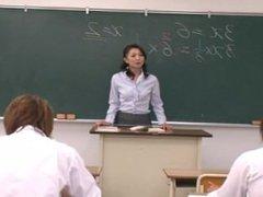 Teacher's Sexual Fantasies - Part 1 (MRBOB)