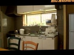 Japanese Mother Gets It At Home !.mp4