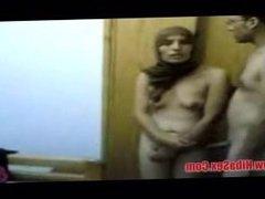 Arab Girl Gets Fucked Homemade Porn