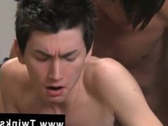Pictures of blonde gay males The twink is bearing from a sore back so his