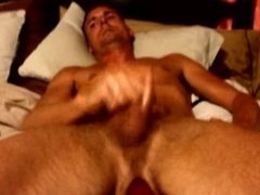 MORE OF ME JACKING OFF AND SHOOTING MY BIG LOADS, LISTEN TO ME MOAN