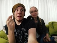 Erster Einblick in die NEUE WOHNUNG! mit Caty & Rewi  unge