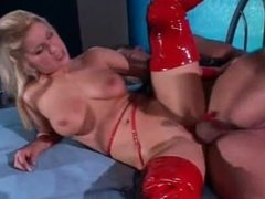 Very passionate anal sex