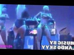 Nicki Minaj Vs. Iggy Izalea Twerking Battle