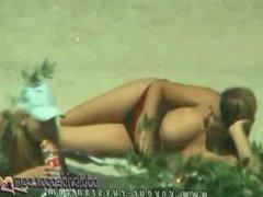 Nudist Beach Teen Girls Voyeur Serie 030503