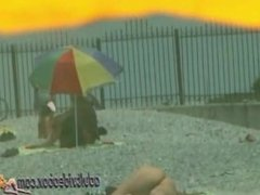 Nudist Beach Teen Girls Voyeur Serie 030504